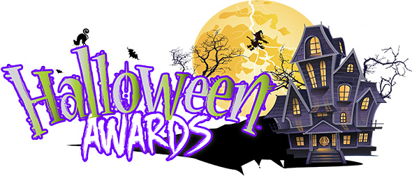 Halloween Trophies & Awards