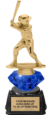 Diamond Riser Trophy on Synthetic Base