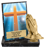Religion Billboard Plaque
