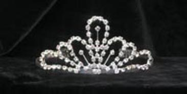 Windsor Series Princess Tiara
