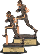 Football Power Trophies