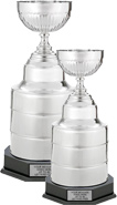 Metal Championship 3-Tier Cups