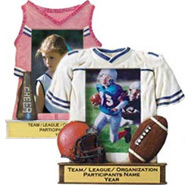 Sport Jersey Painted Photo Frames