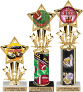 Shooting Star Insert Trophies