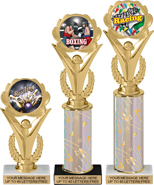 Victory Color Insert Trophies