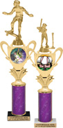 1/2 Cup Insert Riser Trophies
